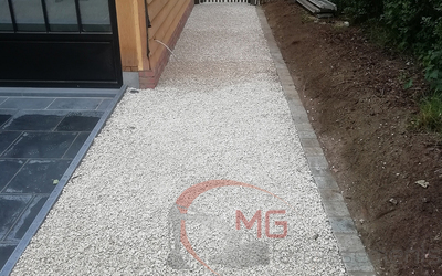 MG Terrassements - Aménagements extérieurs